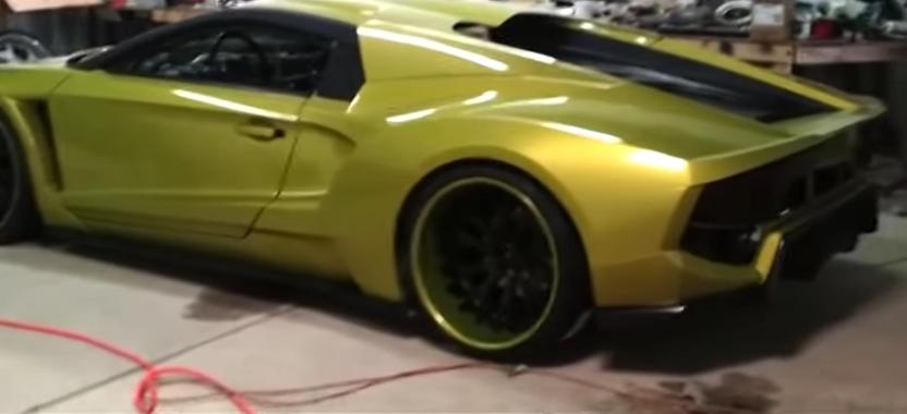 Matt Mcentegart Ceo Of Vaydor Electric Super Car