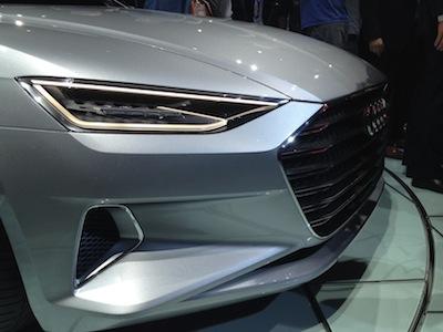 Concept Car of the Year Concept cars Featured Audi Lexus Maserati Mercedes-Benz MINI Mitsubishi Toyota