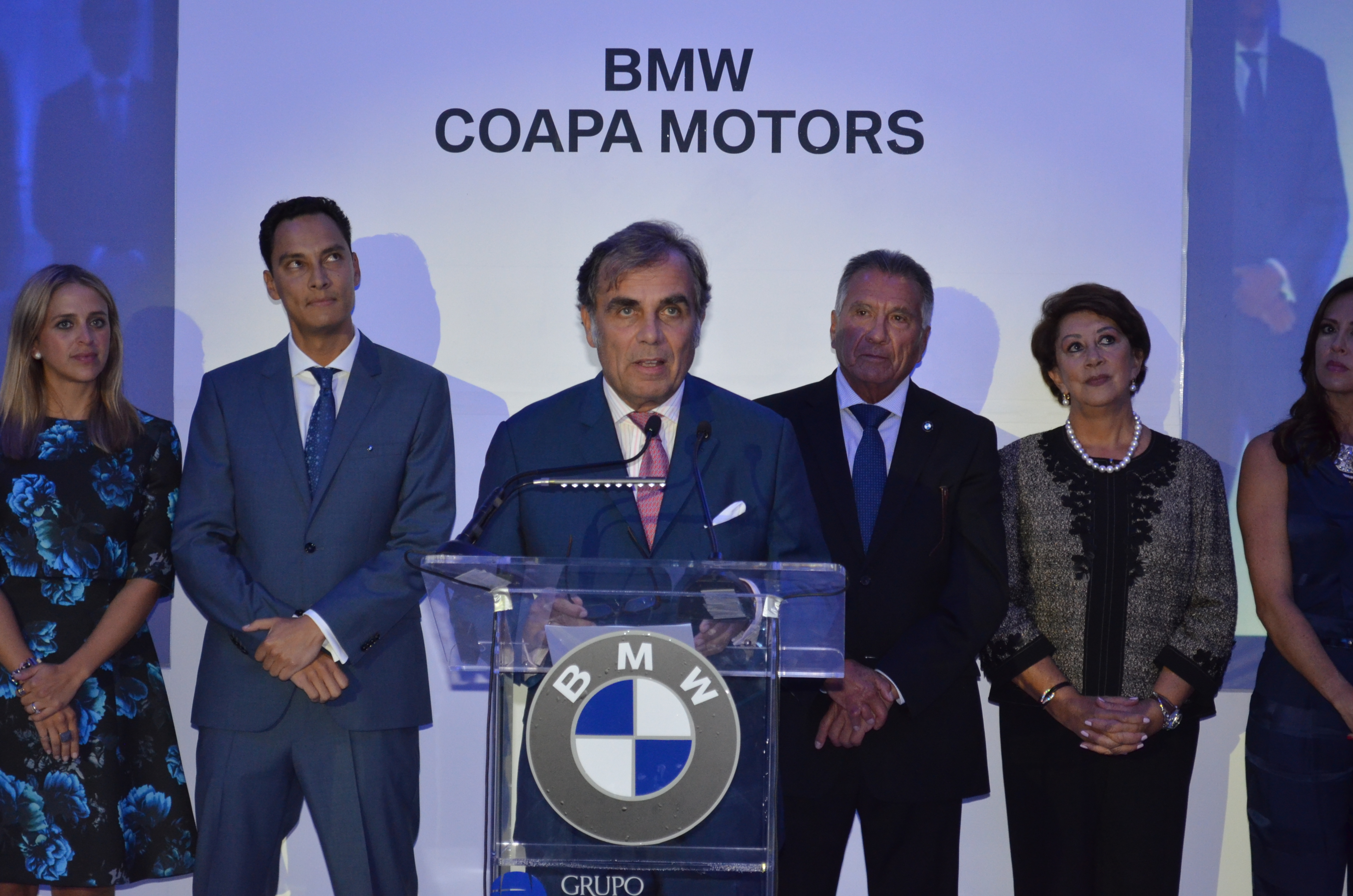 A dinner, A promise, A dealership – BMW's President & CEO goes to Mexico