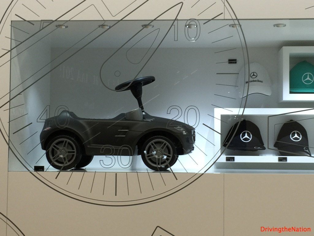 2015 Frankfurt Motor Show - Mercedes-Benz