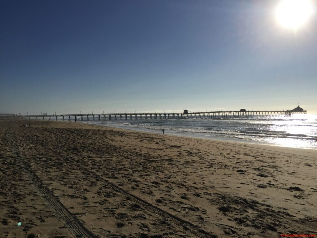 Imperial Beach in a 2017 Hyundai Elantra Pacific Ocean