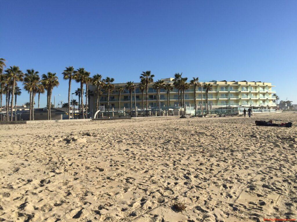 Imperial Beach in a 2017 Hyundai Elantra Pier South Resort