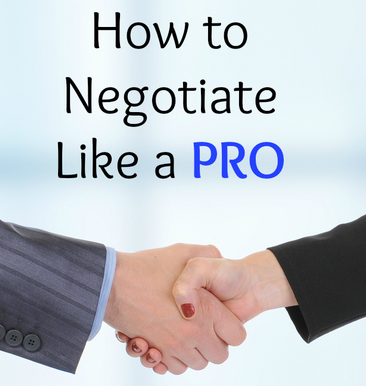 Negotiating the final price of your car