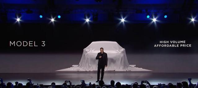 Tesla Model3, EV, PHEV, washingtonpost carchat
