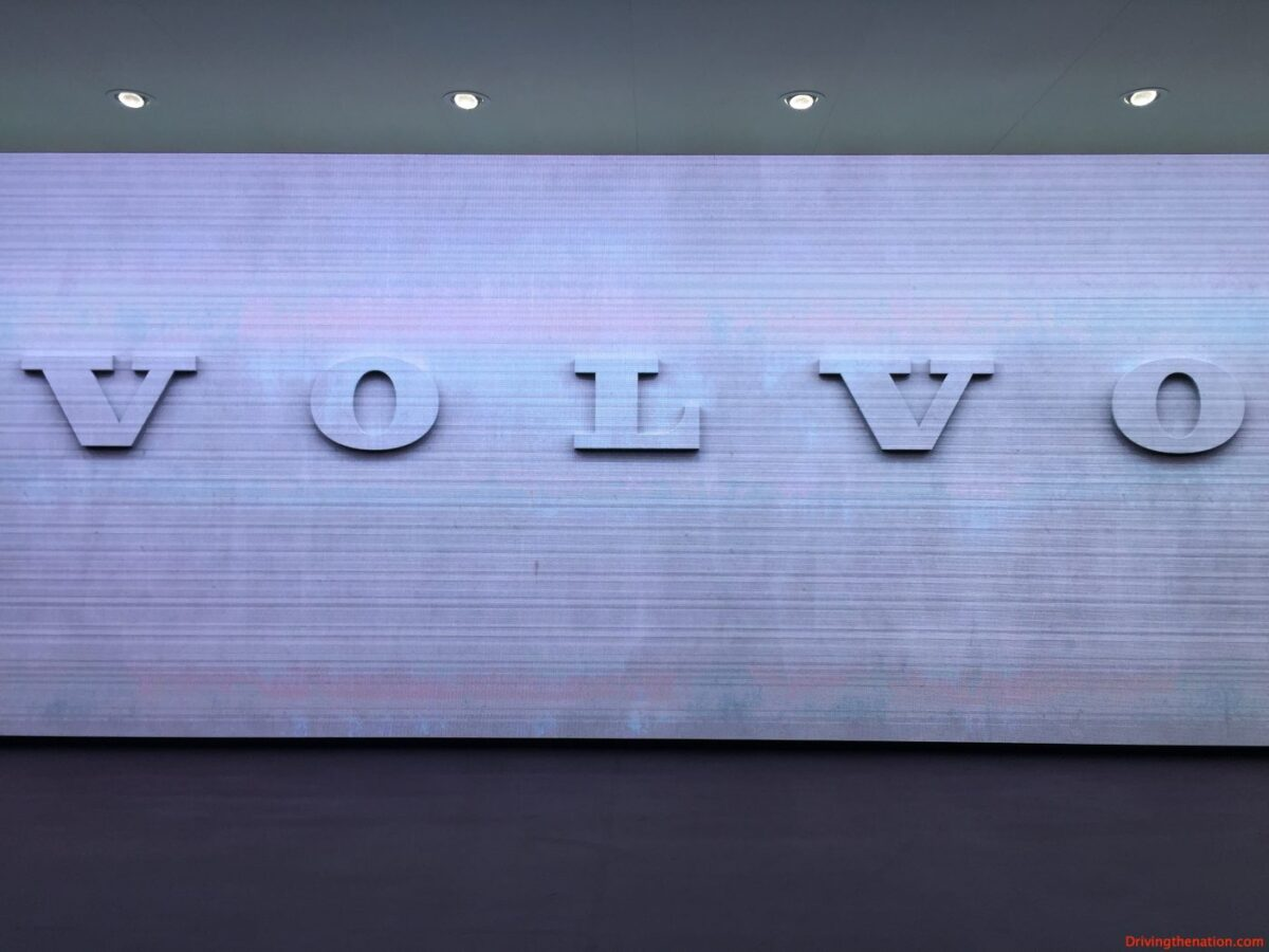 A sneak peak into Volvo's future cars from Sweden