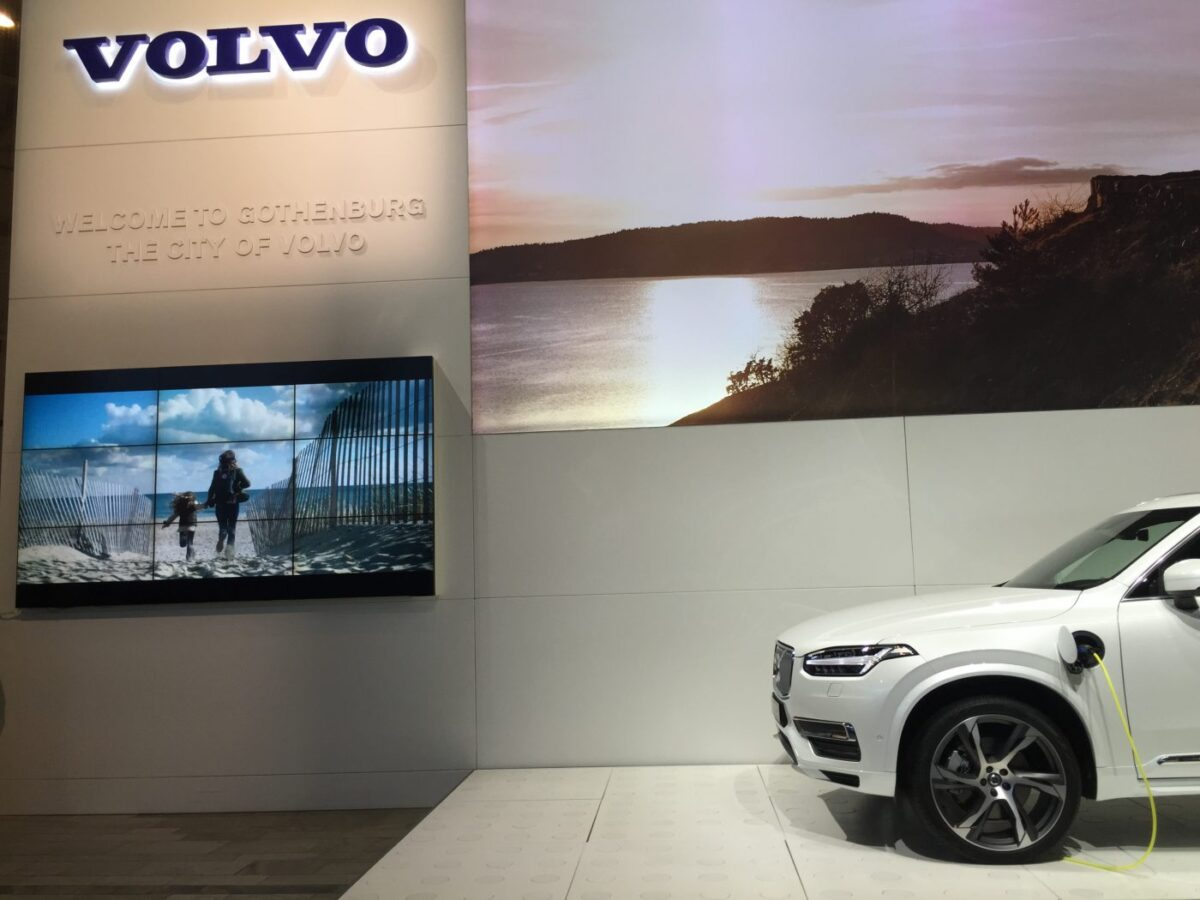John Batchelor radio show, Volvo made in China, Sweden & US