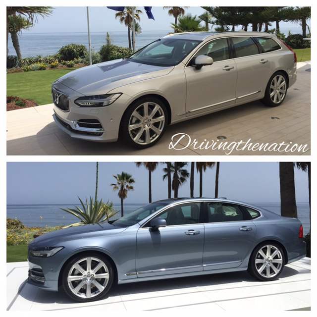 2017 Volvo S90 Scandanavian design and safety