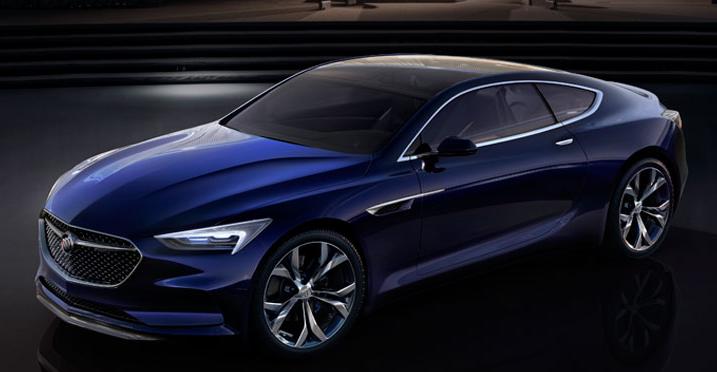 Buick Avista concept car car of the Year
