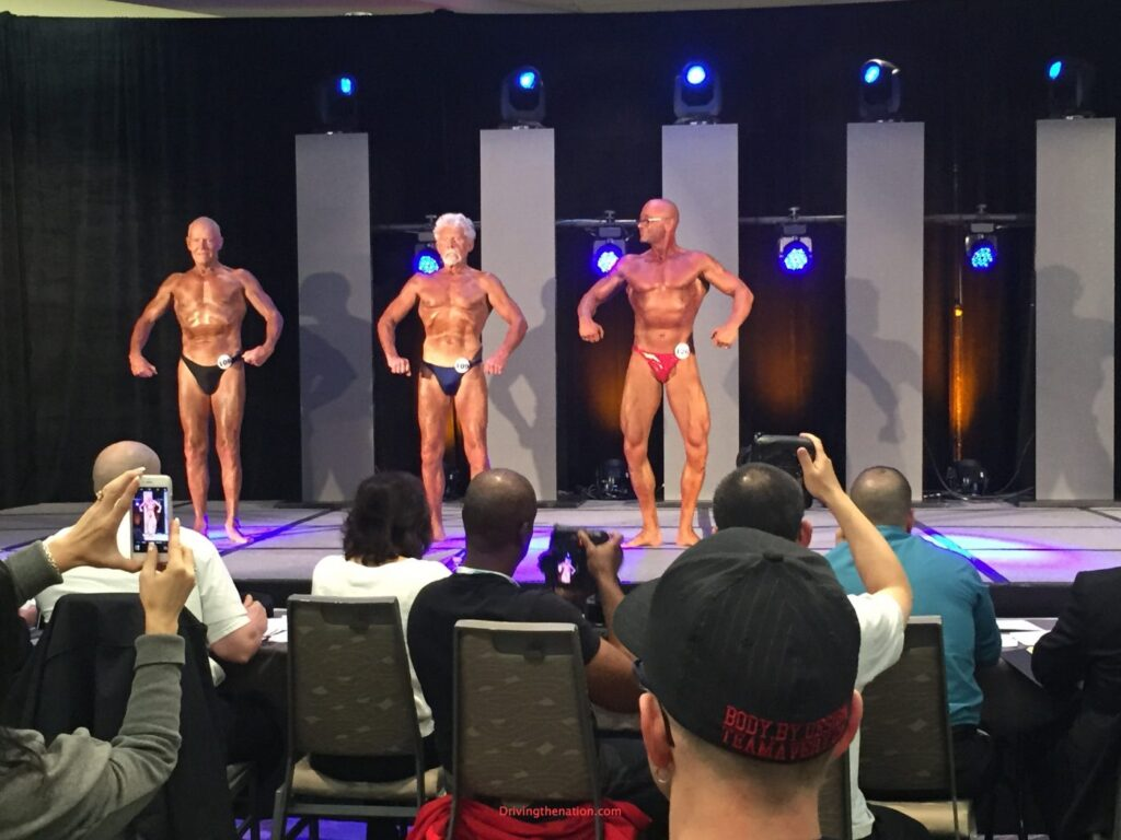 Natural Fitness Summit Event UFE 2016 you're never too old