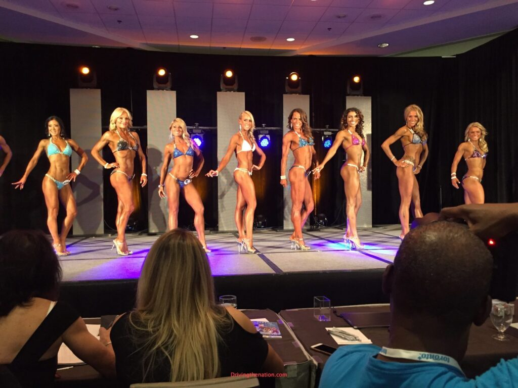 Natural Fitness Summit Event UFE 2016