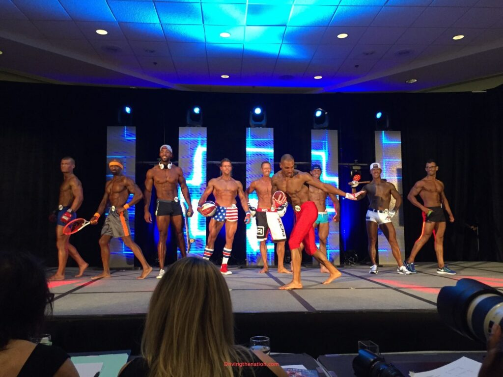 Natural Fitness Summit Event UFE 2016 Men's sport edition