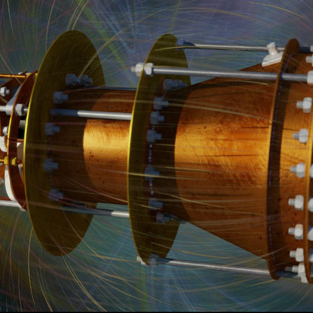 NASA EmDrive concept