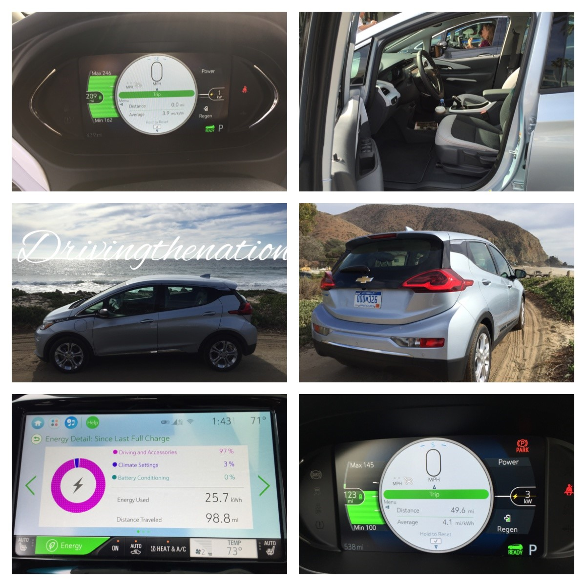 Chevy Bolt Washington post carchat