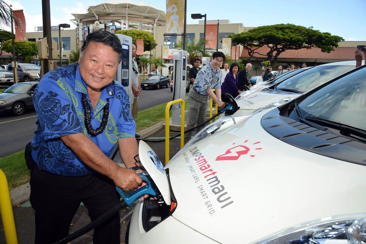 Jumpstart Maui Mayor Arakawa