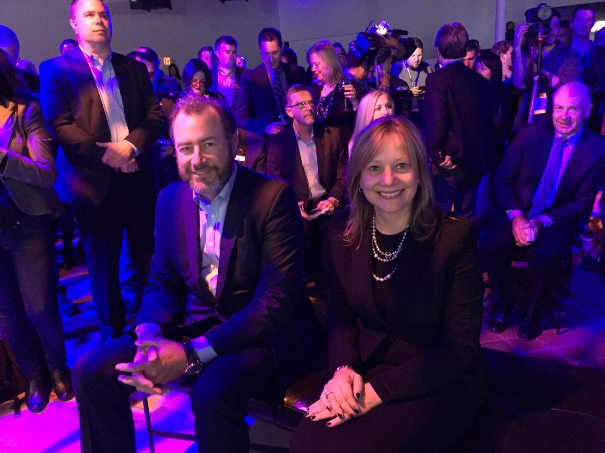 John Batchelor Larry Kudlow talk Trump, EV, General Motors