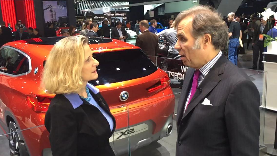 BMW's Ludwig Willisch