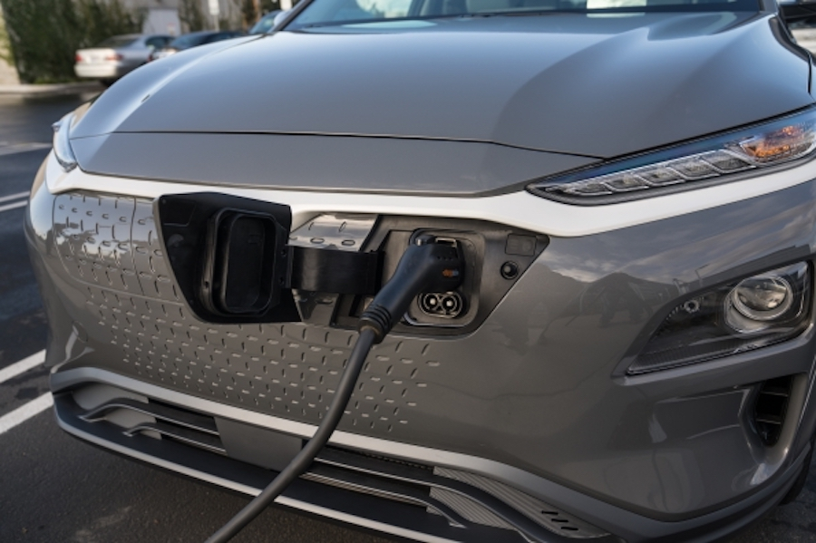 2019_hyundai_kona_ev_charge in the front on the driver's side