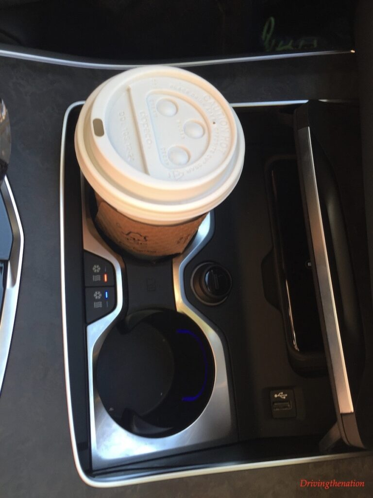 my favorite is the hot or cold cupholders