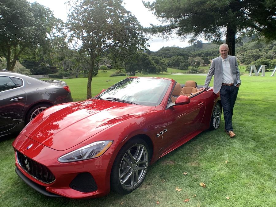 2019 Maserati GTS