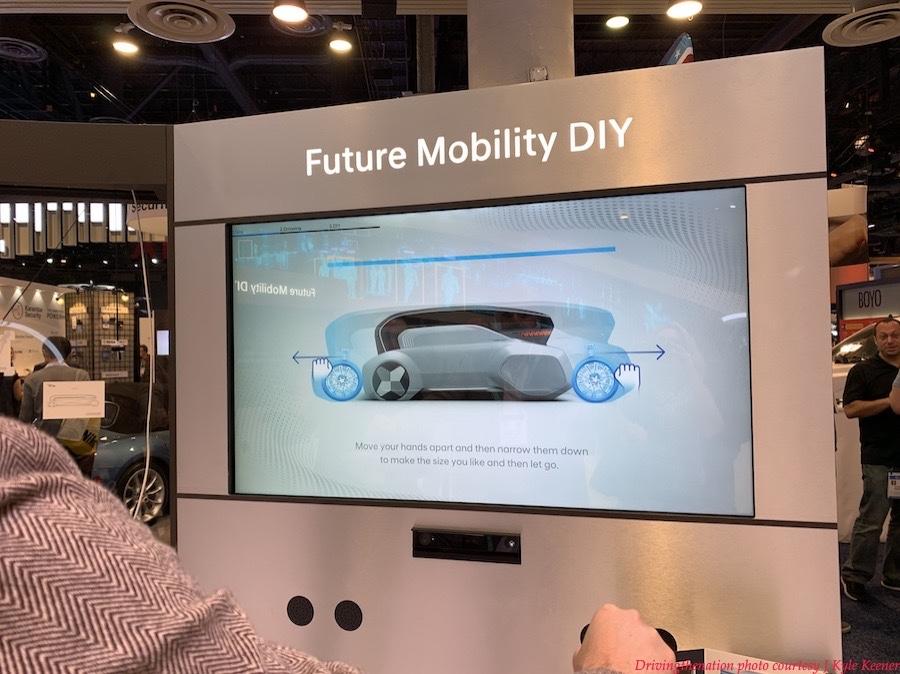ces 2020 future mobility
