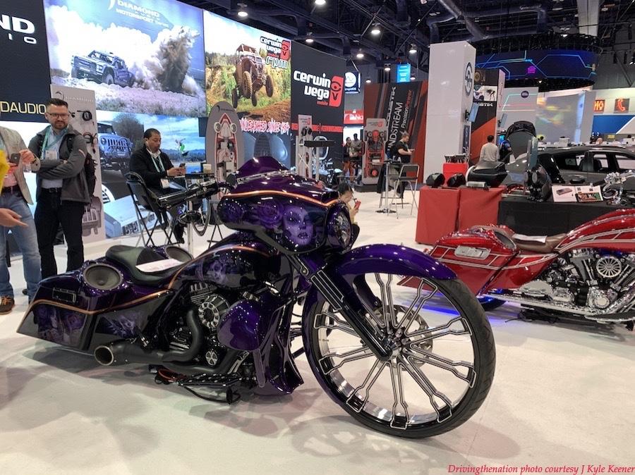 ces 2020 motorcycle