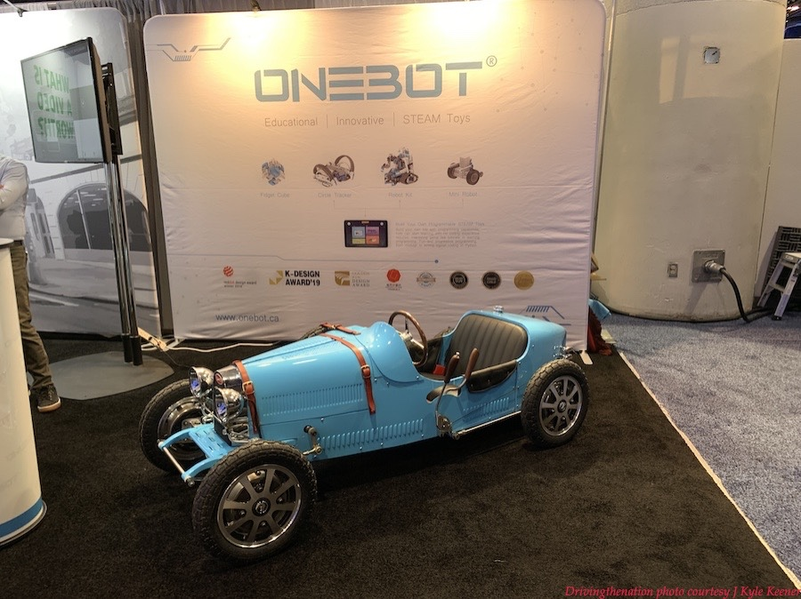 ces 2020 onebot