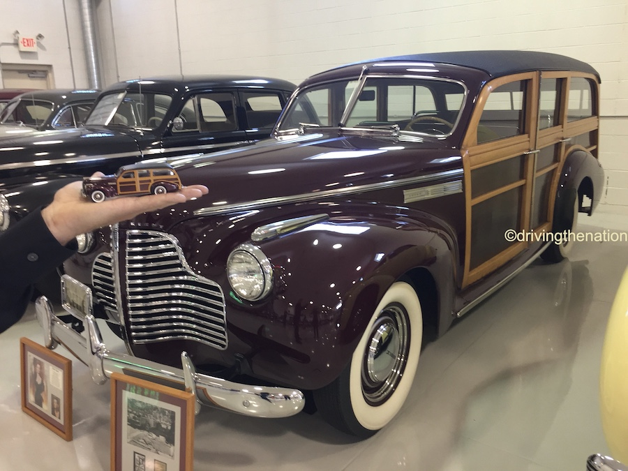 The NB Center for American Automotive Heritage Bette Davis