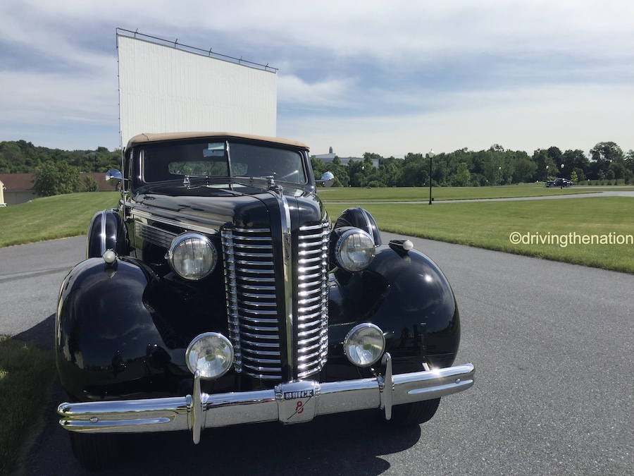 The NB Center for American Automotive Heritage Buick 8