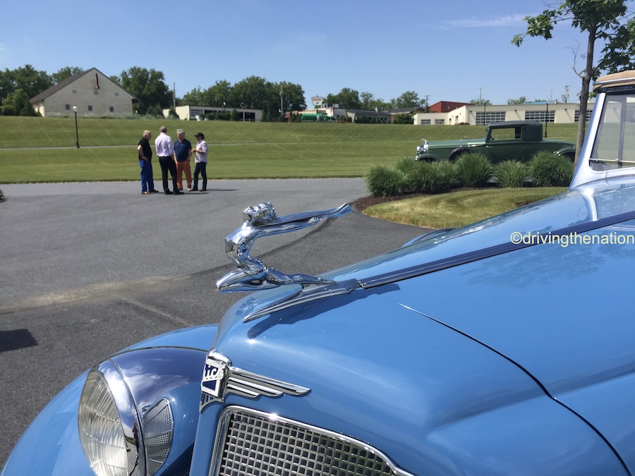 The NB Center for American Automotive Heritage Buick