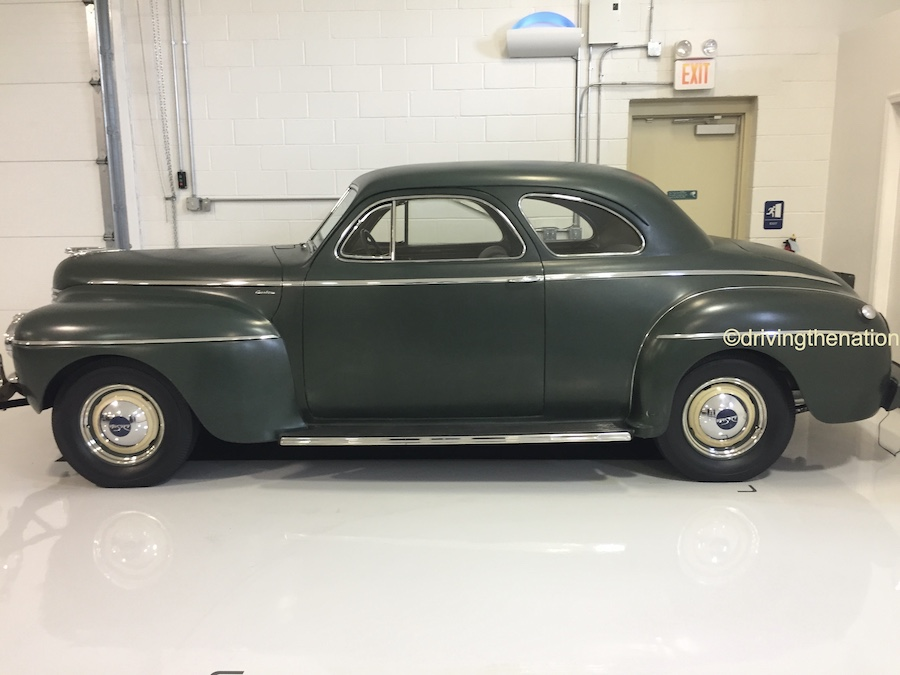 The NB Center for American Automotive Heritage green custom