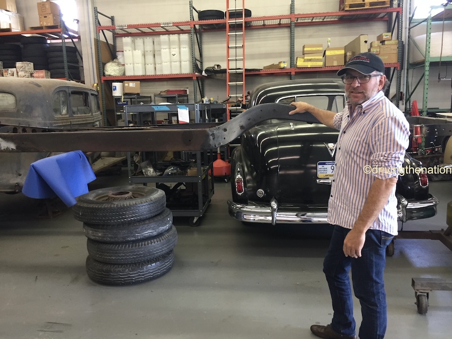 The NB Center for American Automotive Heritage Keith Flickinger