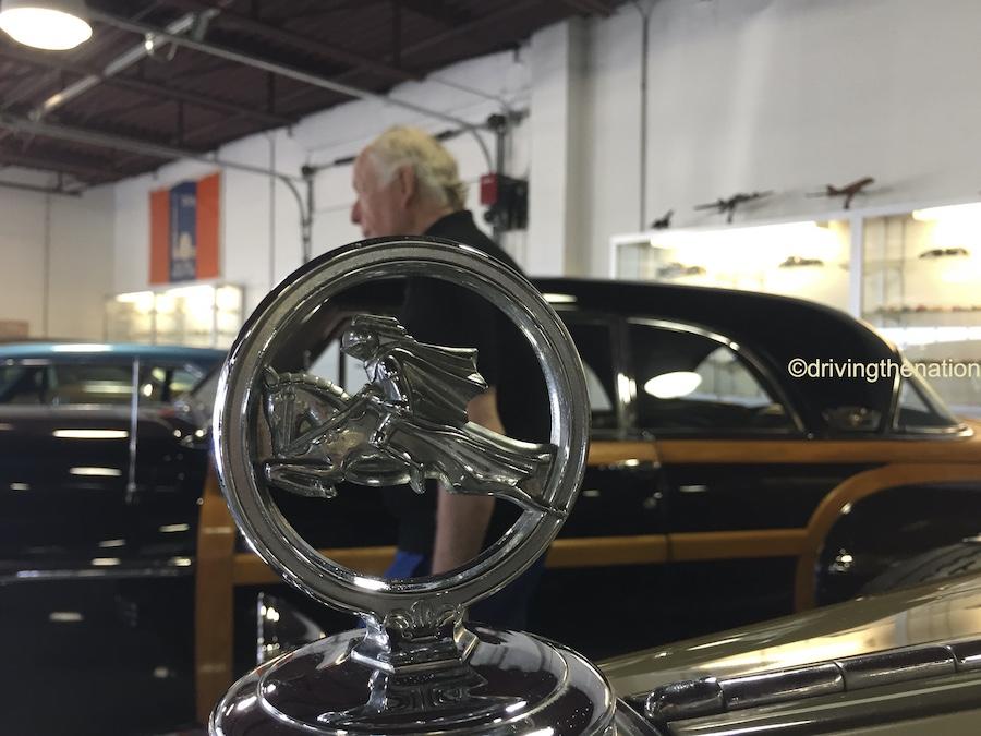 The NB Center for American Automotive Heritage Nicola Bulgari
