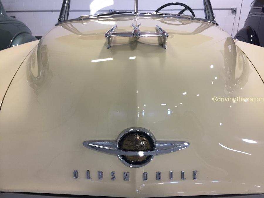 The NB Center for American Automotive Heritage Nicola Bulgari Oldsmobile