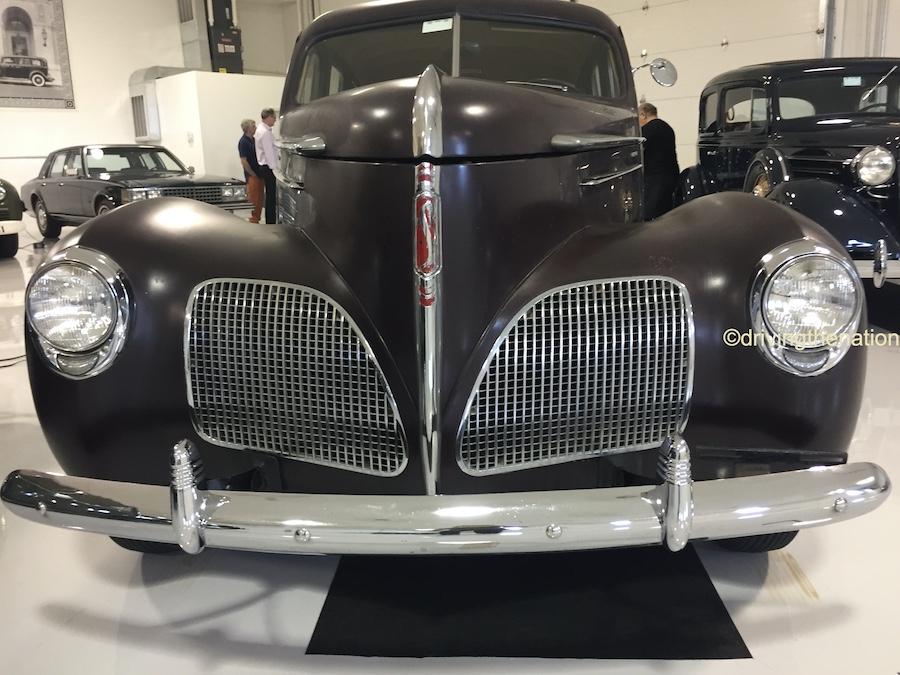 The NB Center for American Automotive Heritage classic car