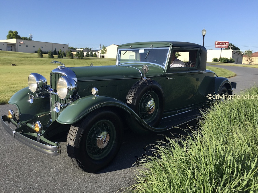 The NB Center for American Automotive Heritage vintage cars