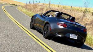 2020 Mazda MX-5 Miata Convertible Roadster mind body and soul