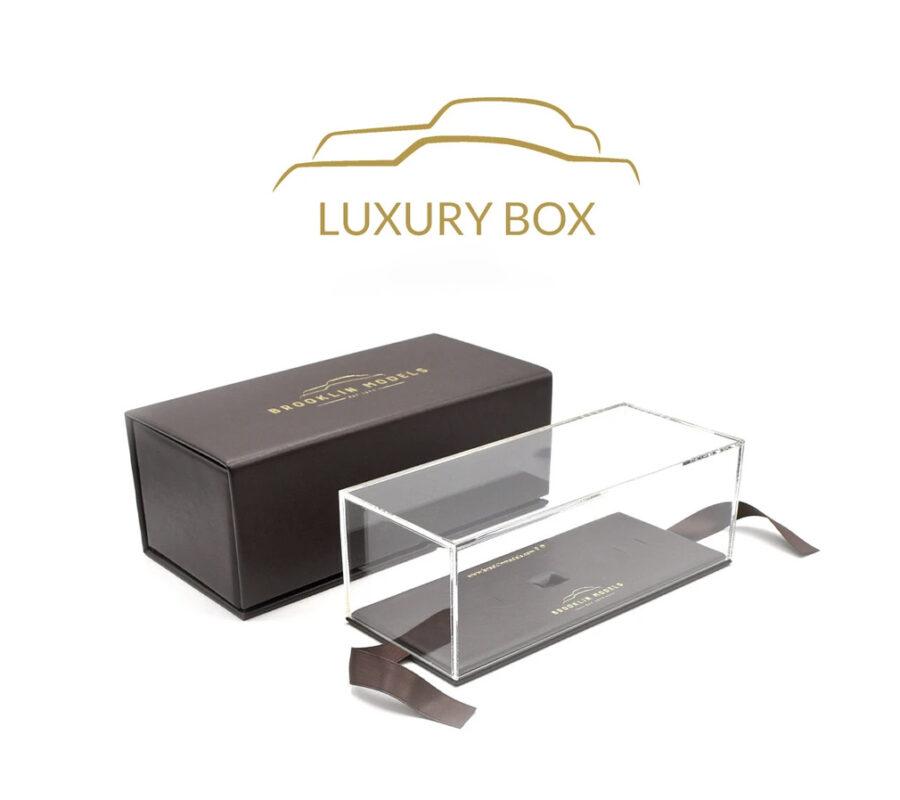 Brooklin models luxury box