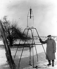 Robert Goddard - A history of hydrogen and energy