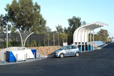 Honda, hydrogen, honda smart home