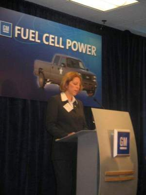 General Motor's Beth Lowery