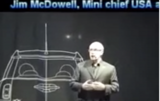 Jim McDowell, MINI chief USA