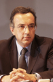 Sergio Marchionne, the CEO of both Chrysler Group LLC and Fiat S.p.A