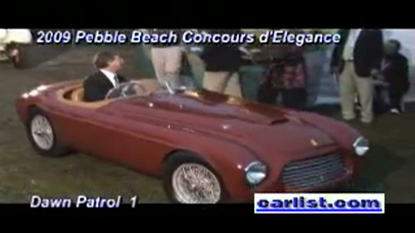 2009 Dawn Patrol 11 Pebble Beach Concours d'Elegance