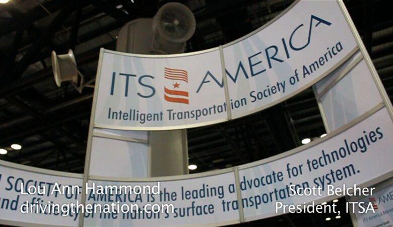Scott Belcher, Intelligent Transportation Systems America, lou ann hammond, drivingthenation.com