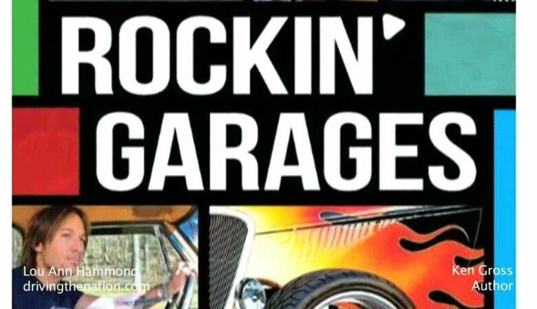 rocking garages, celebrity, cars, ken gross, christmas gift