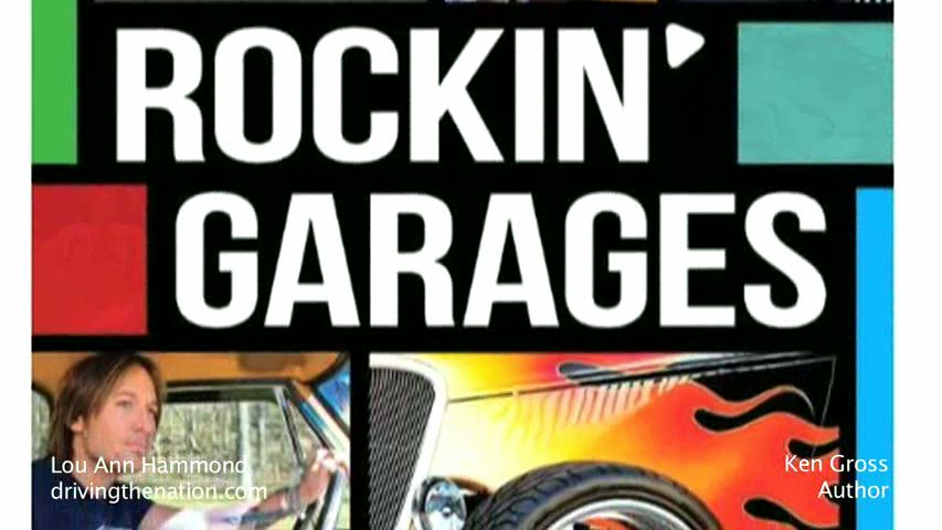rocking garages, celebrity, cars, ken gross, christmas gift