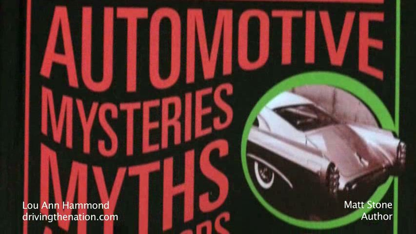 Automotive Myths and Mysteries by Matt Stone