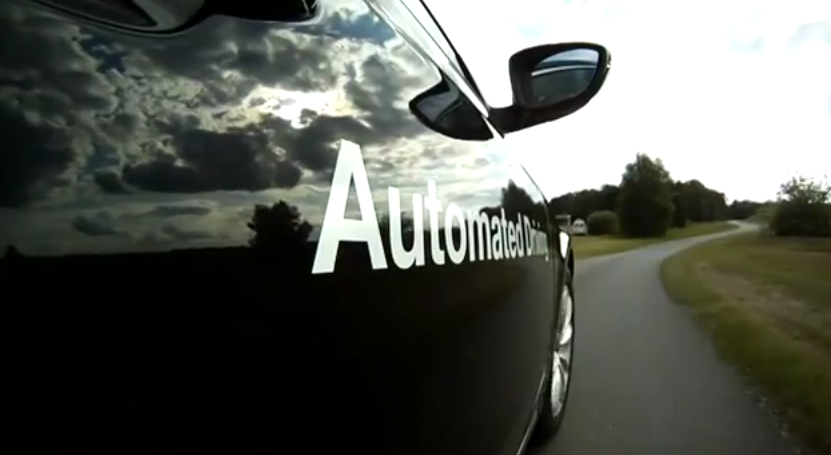 Continental AG driving autonomously in Nevada