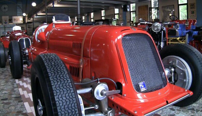 Matteo Panini and the Umberto Panini Maserati museum on Driving the Nation