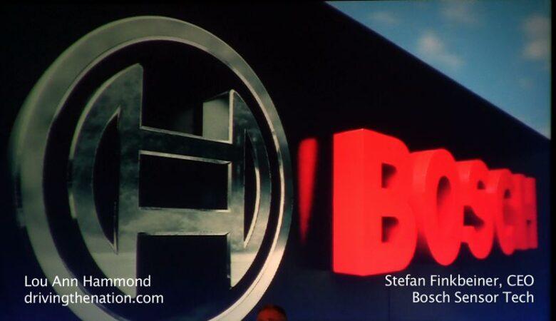 Bosch, MEMS, lifetime achievement award, engineering, technology